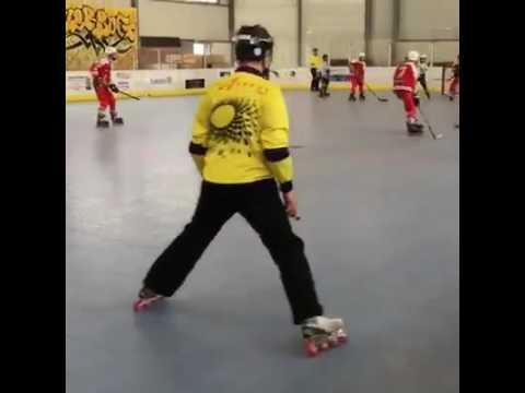 Finale du championnat de France de roller-hockey Amiens/Pont-de-Metz