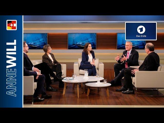 Anne Will - 24.02.2019 - Krisengipfel im Vatikan (ARD)