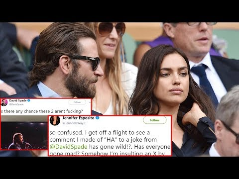 How did Irina Shayk react when BradleyCooper's ex-wife willfully teasing him and Gaga's performance?