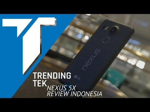 Nexus 5X Review Indonesia