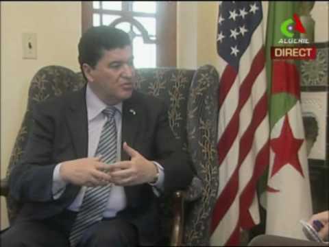 """Science Envoy Elias Zerhouni on Algerian TV Show """"Questions D'Actu"""""""