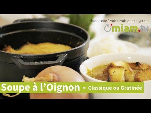 soupe-à-l'oignon-classique-ou-gratinée---recette-simple-&-rapide