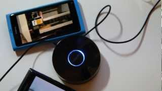 Accessories: Wireless Music Receiver, Nokia MD-310 Review/Unboxing