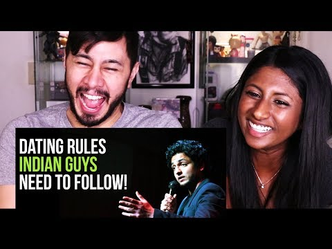KENNY SEBASTIAN: DATING RULES INDIAN GUYS NEED TO FOLLOW | Reaction w/ Angela!