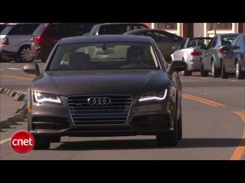 2012 Audi A7 Sportback 3.0T (Editor