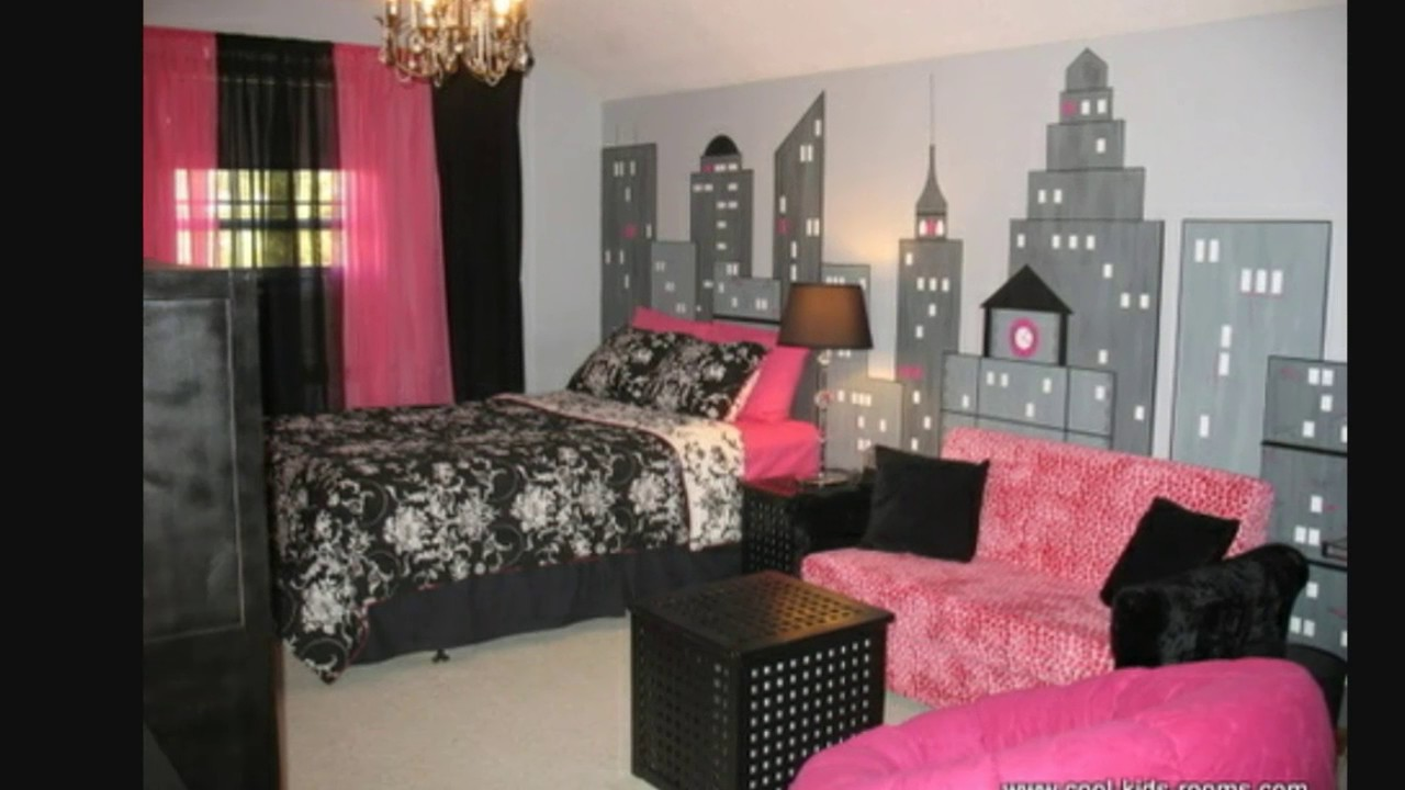les plus belle chambre youtube. Black Bedroom Furniture Sets. Home Design Ideas