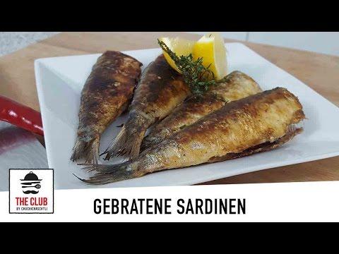 Gebratene Sardinen | theclub.ch | Rezept #24
