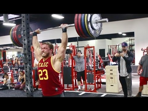 SOME OF THE BEST LIFTING ADVICE FROM OLYMPIC MEDALIST DIMITRY KLOKOV