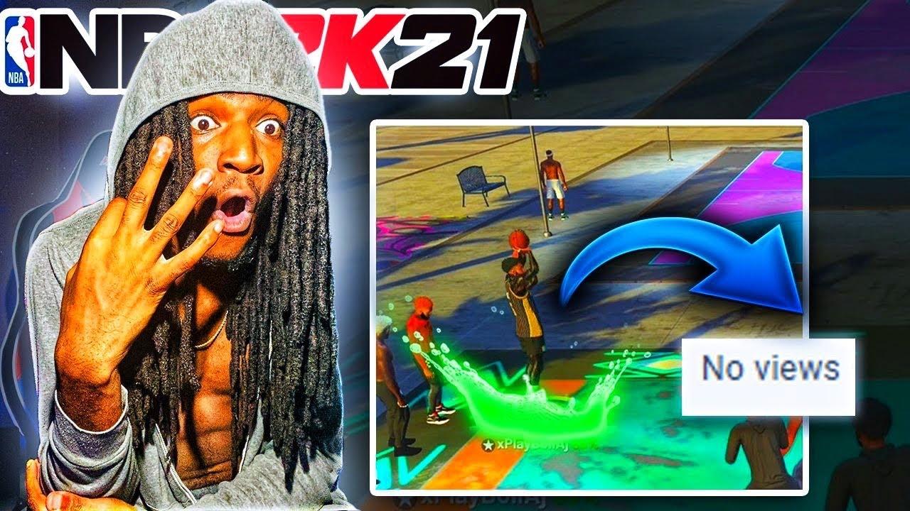 Using JUMPSHOT With 0 VIEWS! NEW BEST JUMPSHOT ON NBA 2K21! SO MANY GREENS!