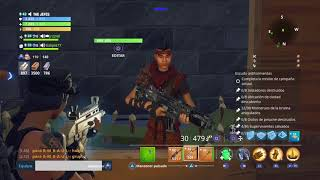 Hunting scammers🛃#1/Fortnite save the world (Name of scamMER jr2240)