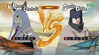 Naruto Shippuden: Ultimate Ninja Storm Storm 4 the Rabbit Goddess大...