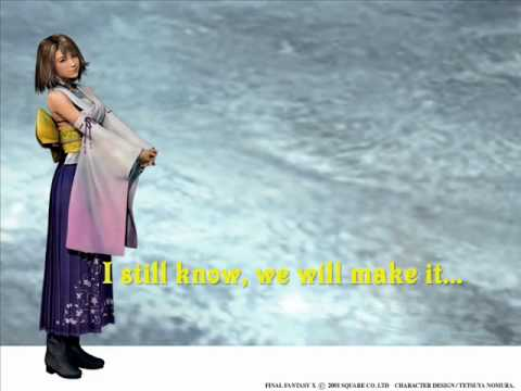 Final Fantasy X   To Zanarkand + lyrics