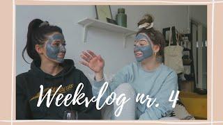 Weekvlog nr 4 sleepover, vintage shoppen &amp veel gezelligheid!