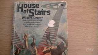 30-second Sci-Fi Book Review #2 - House of Stairs by William Sleator