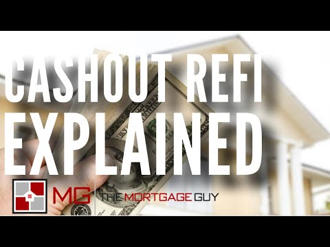 cash-out-refi-explained