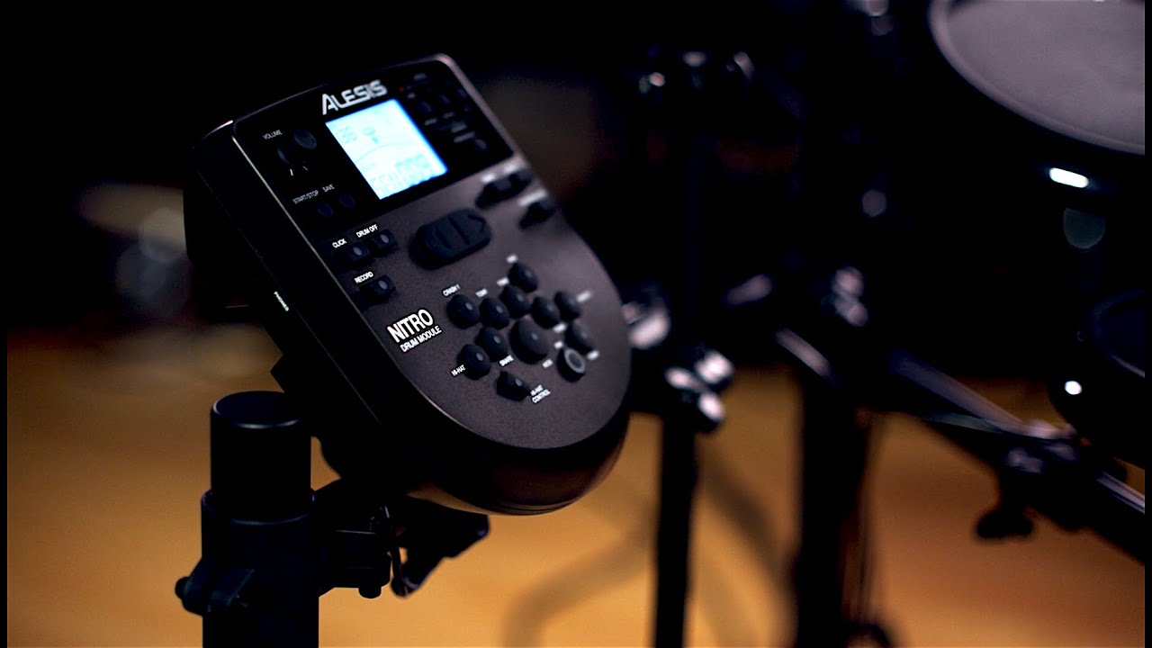 The 10 Best Electronic Drum Sets