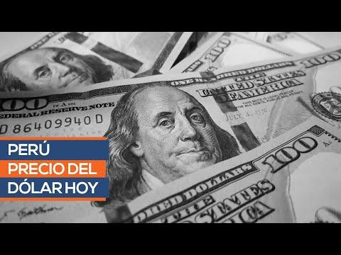 Precio Dólar Perú y Tipo de cambio HOY Martes 17 de noviembre de 2020, compra y venta de dólares