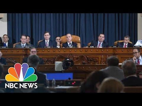 Democrats Vote To Table Motion To Subpoena The Whistleblower | NBC News