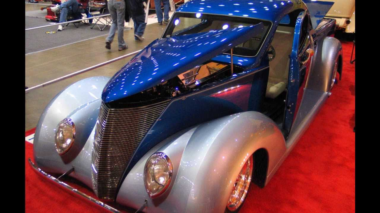 Awesome classic and custom cars! - YouTube
