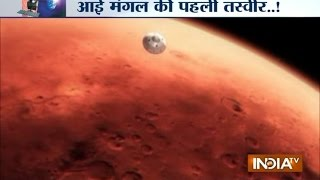 India Creates History, Becomes First Country To Enter Mars Orbit In Maiden Attempt - India TV
