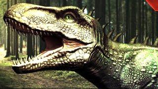 タルボサウルスが頂点捕食者!? T-REXの近縁種らしいけど... jurassic world the game