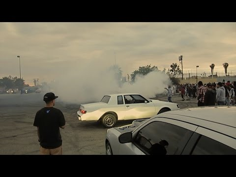Donuts and Burnouts in South LA