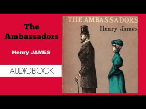The Ambassadors by Henry James - Audiobook ( Part 1/3 )