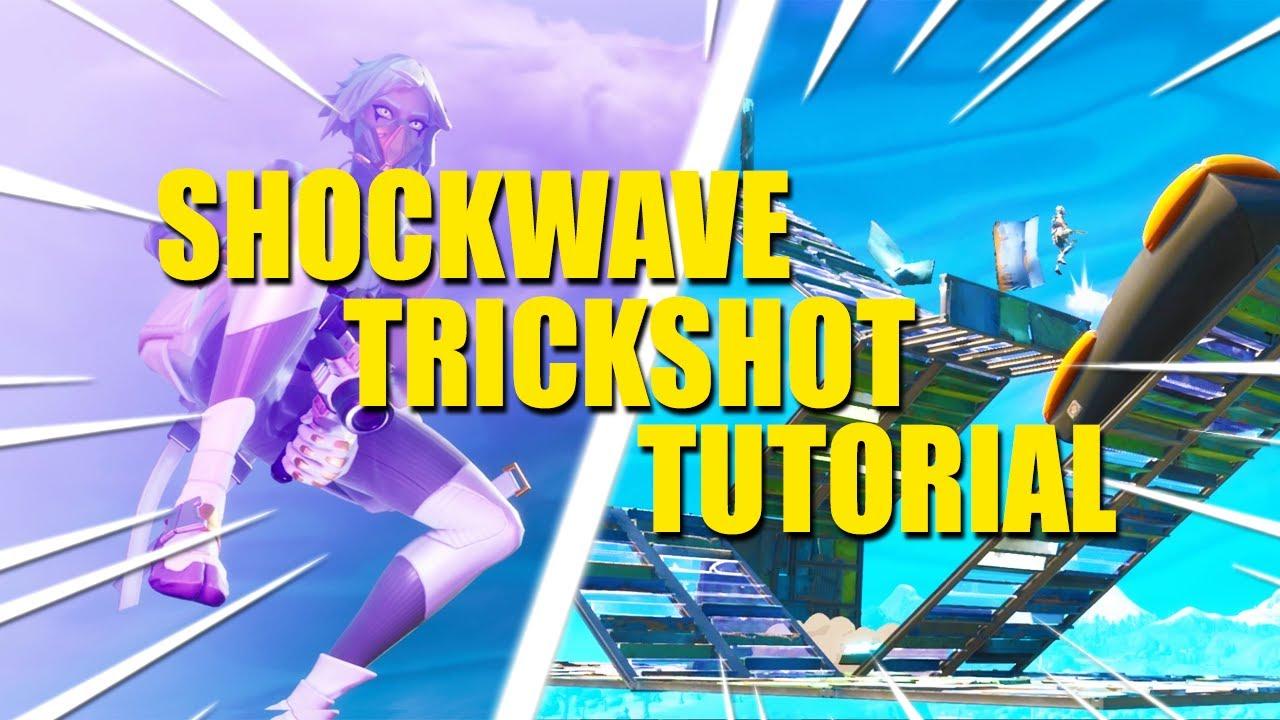 7 *NEW* COMPLEX Shockwave Launcher Trickshots (Tutorial)