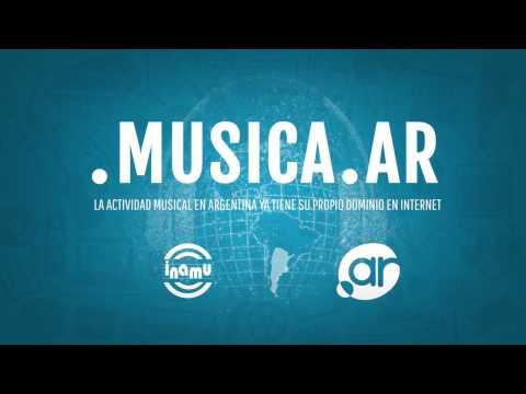 .MUSICA.AR - Nuevo dominio para la actividad musical argentina