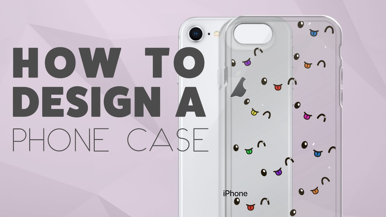sports shoes 1a5fa 73193 How to Create Your Own Phone Case | iPhone or Samsung Phone Case using  Printful (2018)