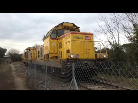 Les photos de trains au Luxembourg, en france et en belgique