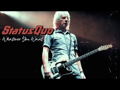 Status Quo   - Whatever You Want (Pro Sound) | HD
