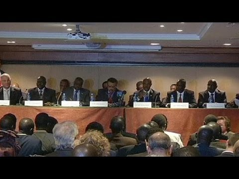 South Sudan's government and rebels sign ceasefire