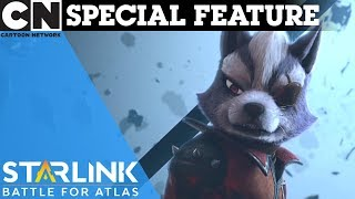 Starlink: Battle for Atlas | Gameplay Part 5 - Switch Star Fox Mission | Cartoon Network |Ad-Funktion