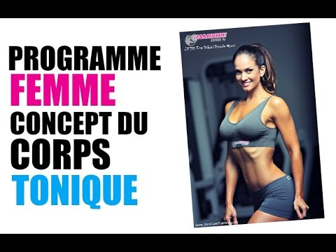 JamCoreDZ Programme Femme  Concept du Corps Tonique - YouTube e27e4859032