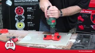 DTA Core Drill Bit