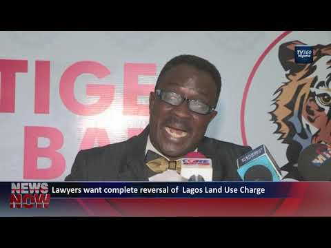 Lawyers reject reduction in Lagos Land Use Charge