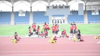 太古小學陸運會 2013 - 啦啦隊表演
