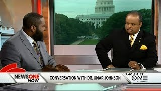 roland martin goes one on one with dr umar johnson