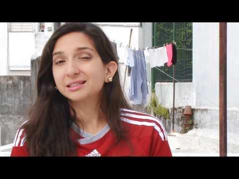 Venezolanos en Uruguay: María Eugenia Contreras