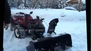 Atv Snow Blowers For Sale On Craigslist | Snow Blowers