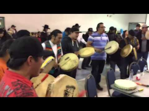 Hold Her Hand, If That's Okay- Andy Whitefish- Pelican Lake Round Dance March 2015