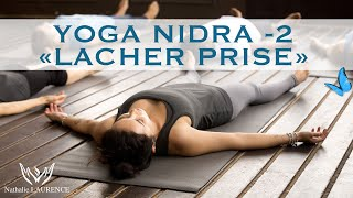 Yoga Nidra 2 - méditation guidée (26 mn)
