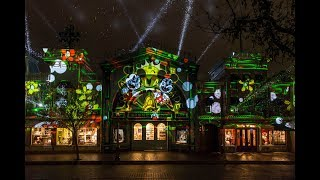 'Mickey's Mix Magic,' New Projection Show - Opening Night 4K
