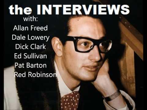 Buddy Holly interviews