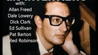 Buddy Holly interviews