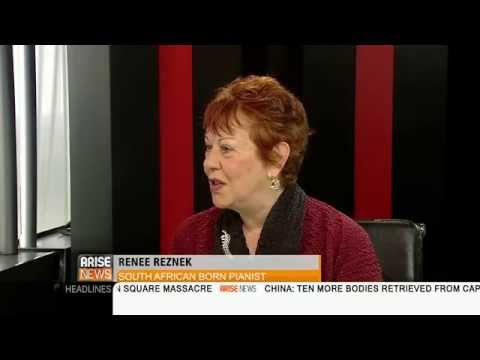 Interview with Renee Reznek on Arise News