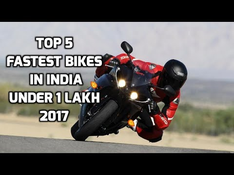 Fastest Bikes In India Under 1 Lakh 2017 with MILEAGE, TOPSPEED, PRICE! - TRUE MOBILES