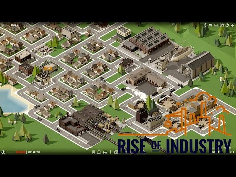 Rise of Industry Gameplay |