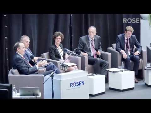 ROSEN Group  - A brief look back - ROSEN Energy & Innovation Forum 2014